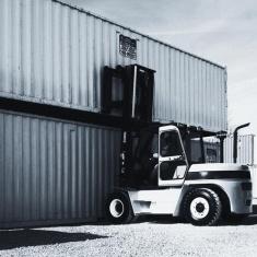 Dieselstapler von Clark mieten