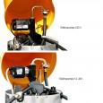 Elektropumpe für ein- und doppelwandige, mobile Diesel- Tankanlagen, 12V, 24V oder 230V