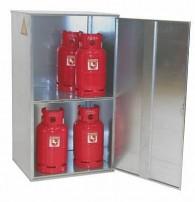 Gasflaschen-Container Typ GFD-G