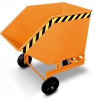 Kastenwagen ohne Einfahrtaschen 250l - 1000l