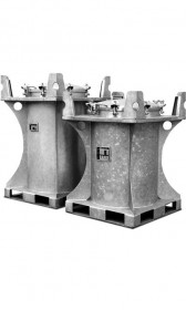 Sonderabfallbehälter, Fassungsvermögen 240-285l