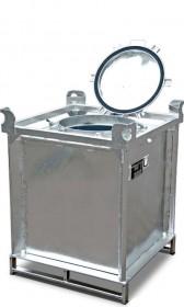 Sonderabfall-Behälter Fassungsvermögen 240l
