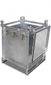 Sonderabfall-Behälter, 240 Liter
