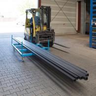 Langgutseitenwagen Typ LSW, Tragkraft 1350kg oder 2550kg