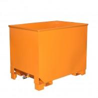 Behälter Typ CS mit Ablaßhahn, für Routenzug-Fahrgestelle