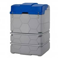 CUBE-AdBlue®-Tankanlage 1500l oder 2500l, Outdoor Basic-Winterpaket