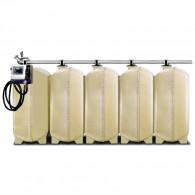 GT-Diesel-Batterie-Tankanlage, 5000l, 7500l oder 10000l, einwandig