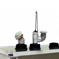 Tankwagenanschluss fest für UNI-/MULTI- Tankanlagen