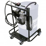 Mobile Kompaktanlage Viscotroll zum Ölzapfen