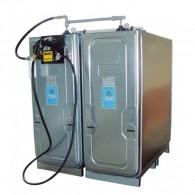 UNI-Batterie-Tankanlage, Fassungsvermögen 1500l, 3000l oder 4500 l