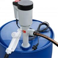 Elektrische Fasspumpe - ECO-1 Set - für Fässer bzw. IBC
