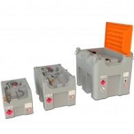 DT-Mobil Easy Generatortank / mobile Dieseltankanlage