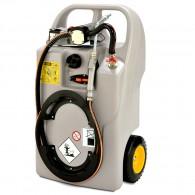 Schmierstofftrolley mit Elektropumpe und LiFePO4-Akku