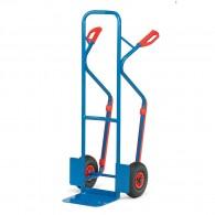 Stahl-Sackkarre mit Standard-Schaufel, 300kg