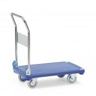 Transportwagen mit Kunststoff-Ladefläche