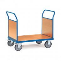 Transportwagen mit Doppel-Stirnwand
