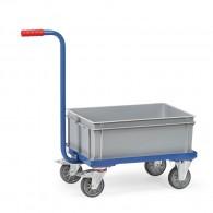 Griffroller mit Kunststoffkasten
