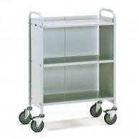 Büro-Transportwagen mit drei Ebenen, 150kg