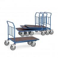 Einkaufswagen mit einfacher Ladefläche
