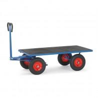 Handpritschenwagen mit einfacher Ladefläche