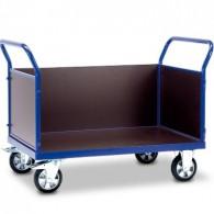 Schwerlast-Dreiwand-Transportwagen
