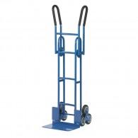Ergo-Treppenkarre mit Treppenstern und großer Schaufel
