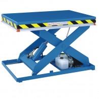Hubtisch mit Einfachschere 500kg