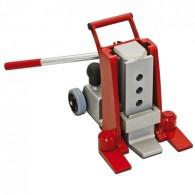 Maschinenheber mit integrierter Pumpeneinheit