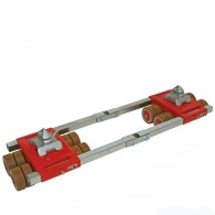 Twistlock-Schwerlastfahrwerk