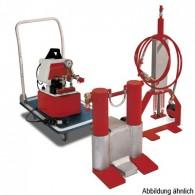 Maschinenheber-Set inkl. Schläuche und Pumpe