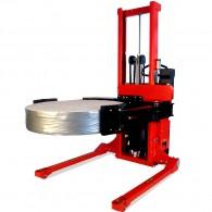 Semi-elektrischer Rotator