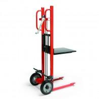 Hubkarre mit Plattform 150kg