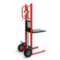 Hubkarre mit Plattform, 250kg