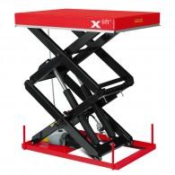 Hubtisch mit Doppelschere 1000kg