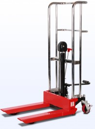 Mitnahme-Hochhubwagen, Hubhöhe 1500mm