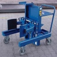 Sonderhochhubwagen Variante 9