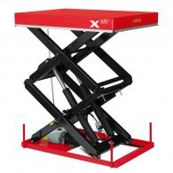Hubtisch mit Doppelschere 1500kg