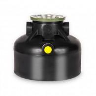 kompakter Erd-Wassertank
