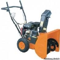 Schneefräse mit 5,5 PS Benzinmotor