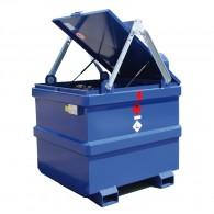 Mobile Tankanlage für AdBlue®, 800l bzw. 995l