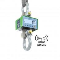 Elektrische Kranwaage mit Funk-Modul, von 300-9500kg
