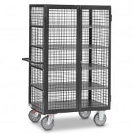 Fetra Kastenwagen mit fünf Etagen, Grey Edition