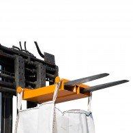Staplertraverse für Big-Bags