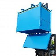 Klappbodenbehälter Typ FB für Routenzug-Fahrgestelle