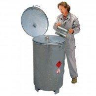 AL-Sammelbehälter zum Aufbewahren von brennbaren Flüssigkeiten