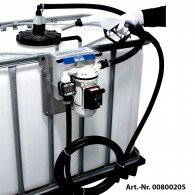 Cematic Blue Pumpensysteme