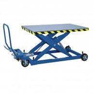 Hubtischwagen in besonders niedriger Bauform HF 1 T