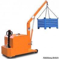 Gegengewichts-Industriekran 1000kg