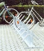 Segment-Fahrrad/ Mofaparker