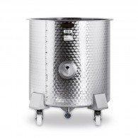 Edelstahlbehälter 530-1000 Liter